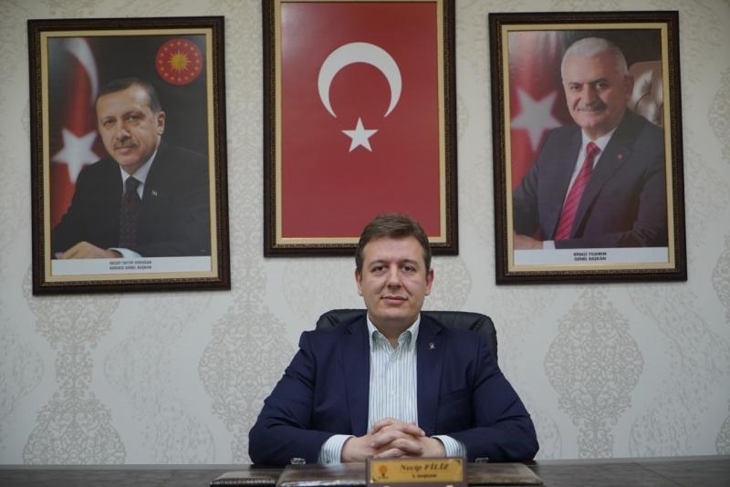 AK Parti Denizli İl Başkanımız Sayın Necip Filiz'in 8 Mart Dünya Kadınlar Günü mesajı