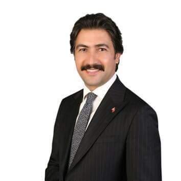 AK Parti  Denizli Milletvekili Av. Cahit Özkan Yeni Yıl Mesajı