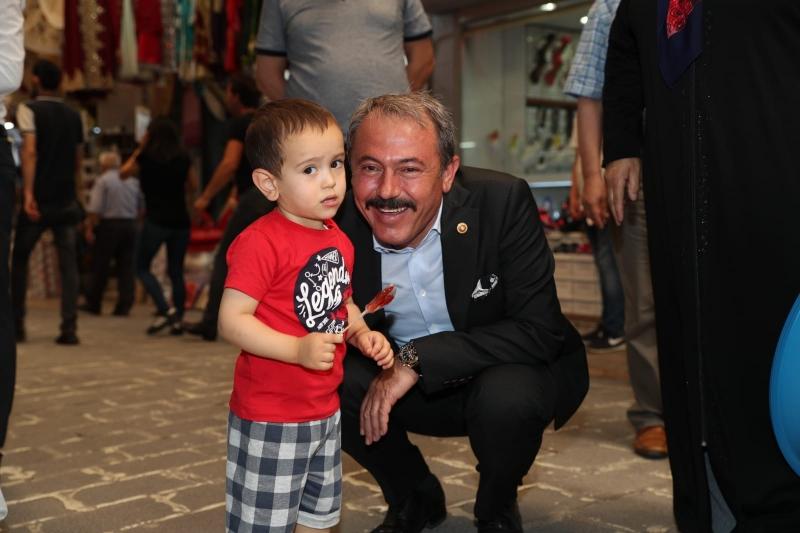 AK Parti Denizli Milletvekili Şahin Tin, yayımladığı mesaj ile 2018 yılını değerlendirdi
