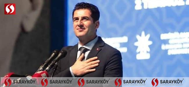 Ak Parti İl Başkanı Yücel Güngör'den Marmara depremi ile ilgili başsağlığı paylaşımı!
