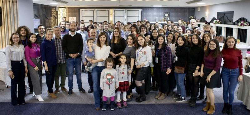 ANKARA'NIN SOĞUĞUNDA DENİZLİM'İN SICAK HAVASI