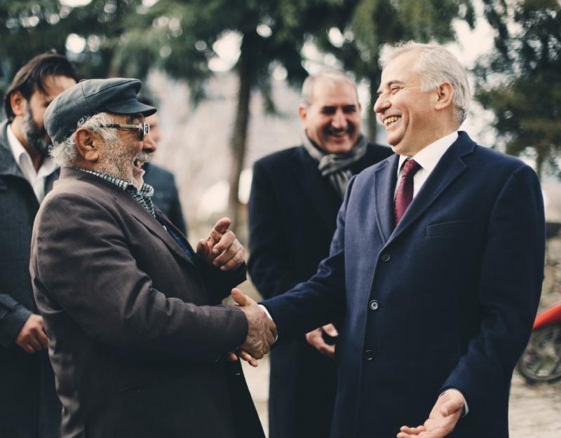Başkan Osman Zolan: ''Kazanan yine Çardak Olacak''