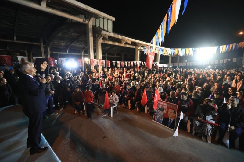 Başkan Osman Zolan'dan 9 mahalleye alt yapı müjdesi