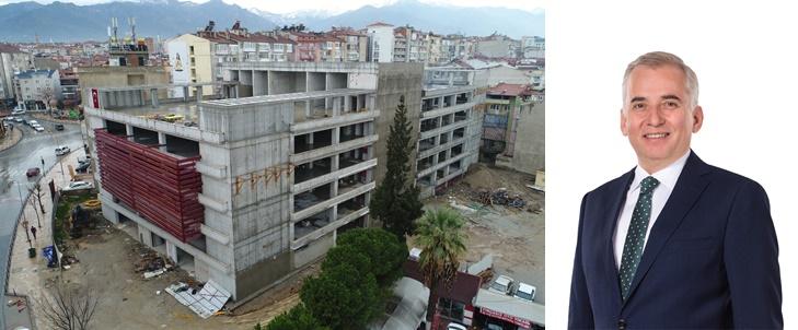 Büyükşehir'den 7 mahalleye 10 otopark