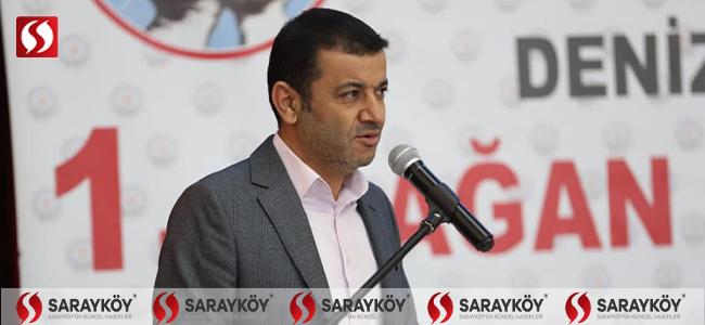 Cumhuriyet Halk Partisi Denizli İl Başkanı Bülent Nuri Çavuşoğlu, ilköğretim haftasını kutladı!