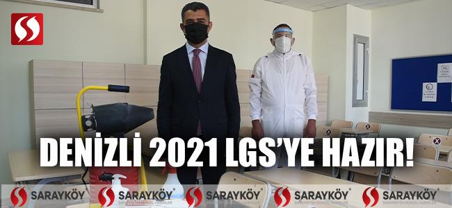 Denizli 2021 LGS'ye Hazır!