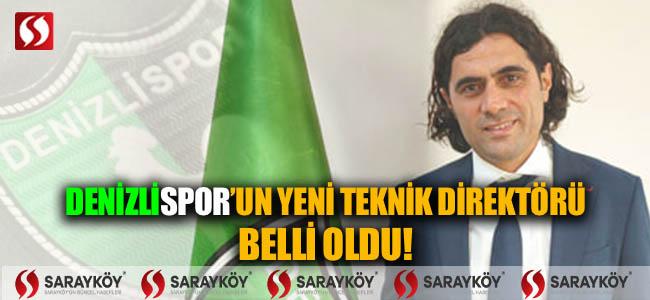 Denizlispor'un yeni teknik direktörü belli oldu!
