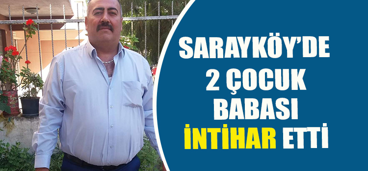 """""""HAKKINIZI HELAL EDİN"""" YAZDI, İNTİHAR EDEREK YAŞAMINA SON VERDİ!"""