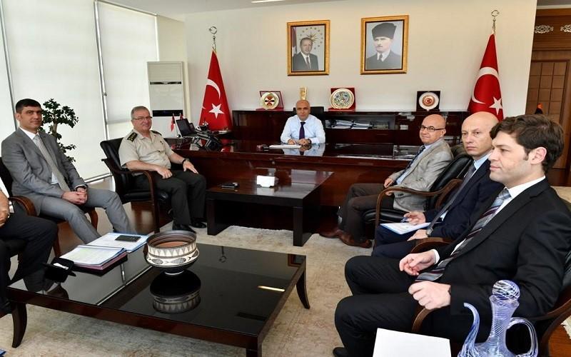 İl Asayiş ve Koordinasyon Toplantısı Yapıldı