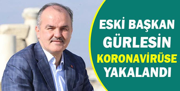 Pamukkale Belediyesi Eski Başkanı Gürlesin Koronaya Yakalandı