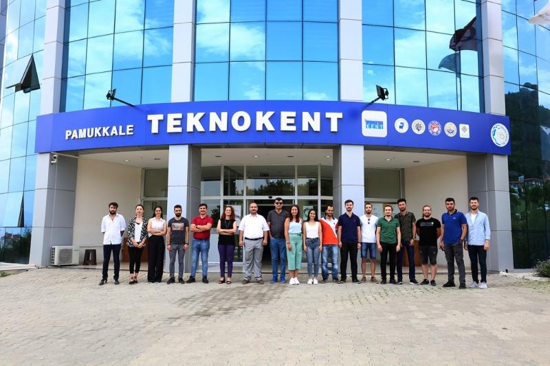 Pamukkale Üniversitesi Öğrencilerinden Büyük Başarı