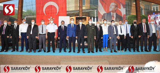 """PAÜ'de """"15 Temmuz Türkiye Geçilmez"""" Adlı Program Gerçekleştirildi!"""