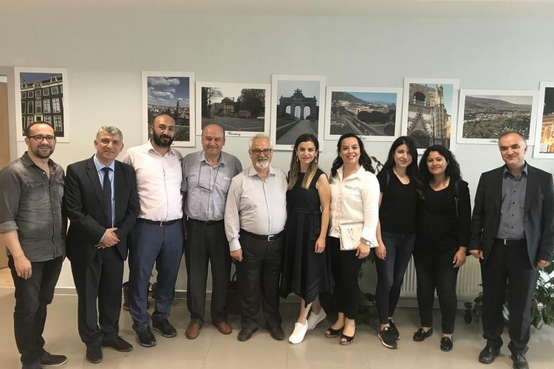 PAÜ'lü Akademisyenler ile MEB İngilizce Öğretmenleri  Uşak'ta Buluştu