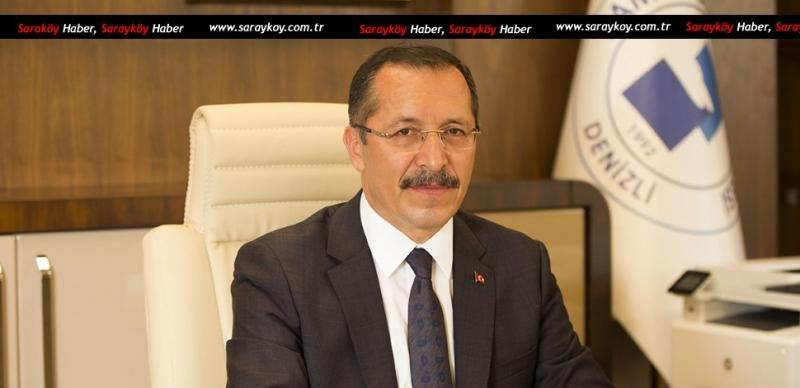 Rektör Bağ'dan Kurban Bayramı Mesajı