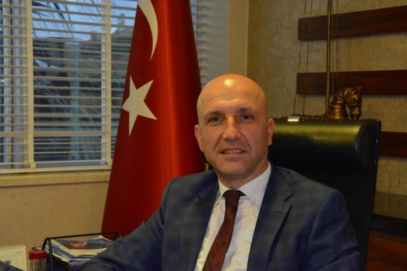 Sarayköy Belediye Başkanı Ahmet Necati Özbaş'ın yeni yıl mesajı