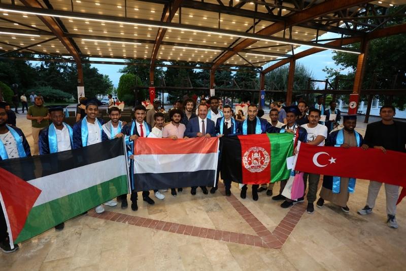 Türkçe Öğrenen PADAM Öğrencileri C1 Sertifikalarını Aldı