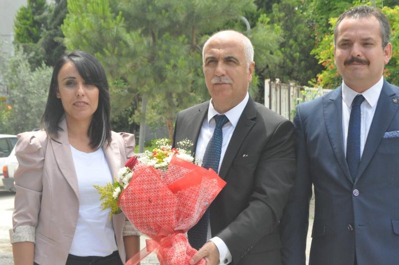Vali Hasan Karahan Sarayköy'de