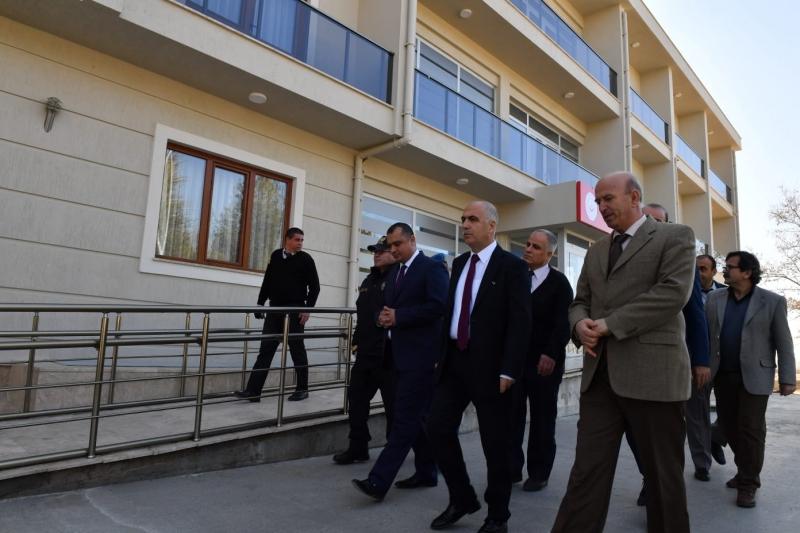 Valimiz Hasan Karahan Çivril İlçemizi Ziyaret Etti