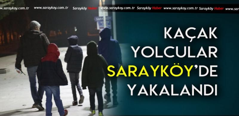 SARAYKÖY POLİSİ İZİN VERMEDİ