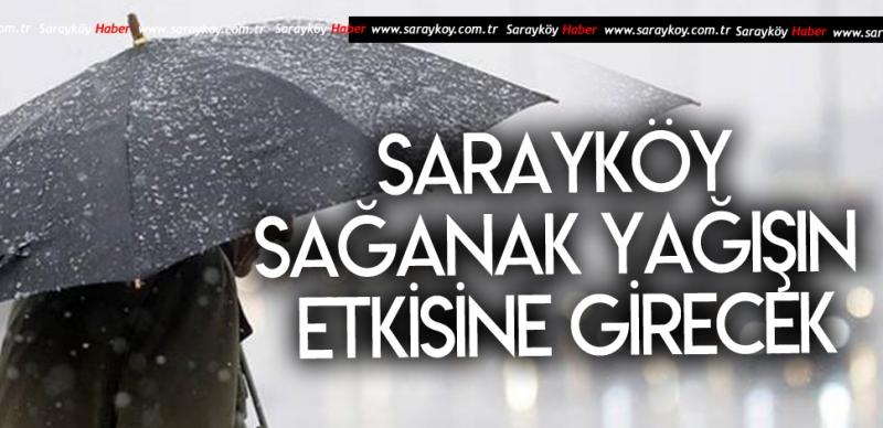 SARAYKÖY'DE BU HAFTAYA DİKKAT!