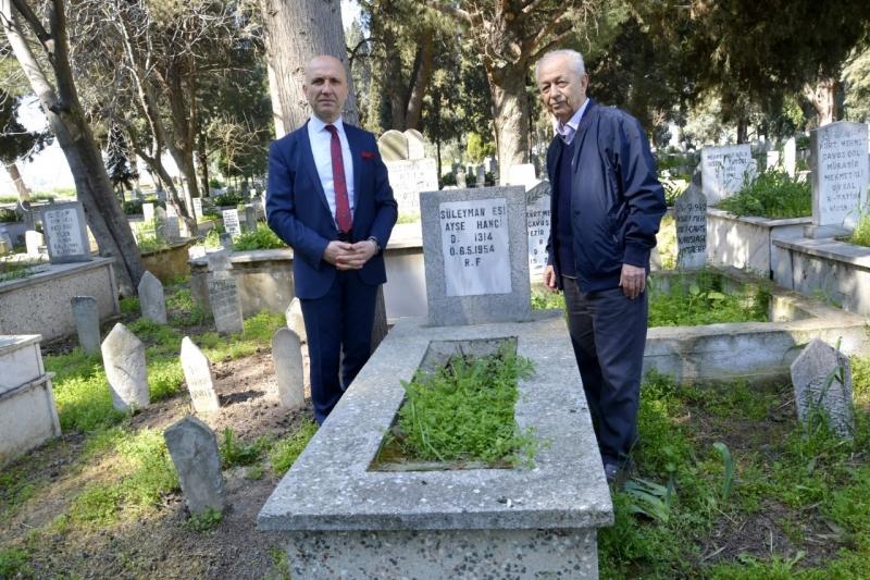 Sarayköylü kahramanın mezarı bulundu