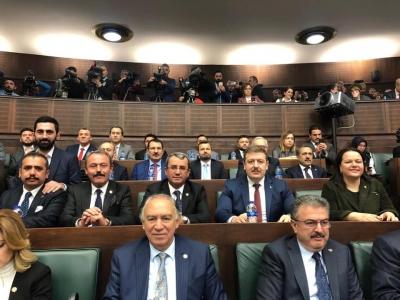 AK Parti Denizli İl Başkanı Necip Filiz BASIN BÜLTENİ