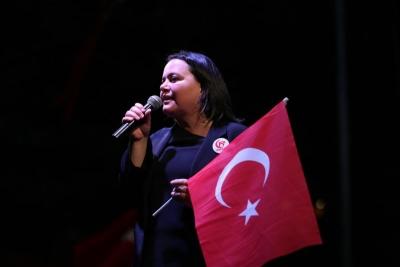 Ak Parti Denizli Milletvekili Nilgün Ök'ten 30 Ağustos Zafer Bayramı Mesajı