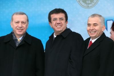 Başkan Osman Zolan'dan kutlama mesajı