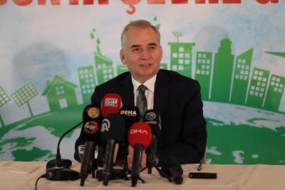 Başkan Zolan, 16 yıllık çevre yatırımlarını anlattı