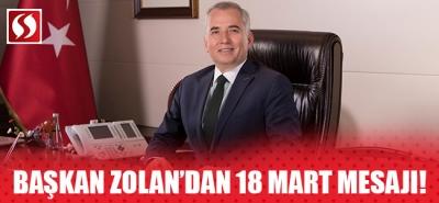 Başkan Zolan: