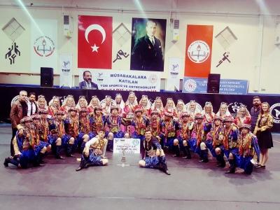BURDUR'DA SARAYKÖY RÜZGARI ESTİ