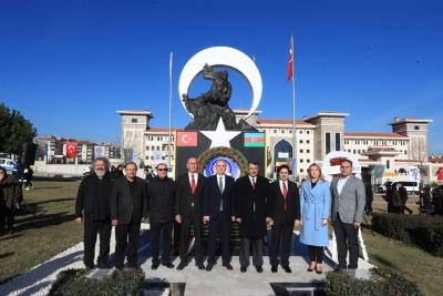 Büyükşehir Hocalı Soykırımı'nı unutmadı    28 YILDIR KANAYAN YARA: HOCALI