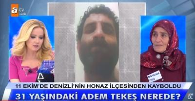 ÇARESİZ ANNE ÇAREYİ MÜGE ANLI'DA ARIYOR