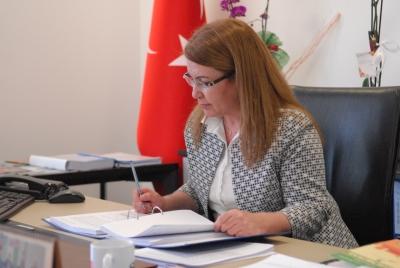 CHP Doğa Haklarından Sorumlu Genel Başkan Yardımcısı Denizli Milletvekili Gülizar Biçer Karaca'nın 10 Aralık İnsan Hakları Günü Açıklaması