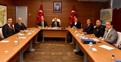 Cumhurbaşkanımız Sayın Recep Tayyip Erdoğan'ın 15 Aralık 2018 Cumartesi Günü Denizli'ye Yapacağı Ziyaret Öncesi Hazırlıklar Devam Ediyor