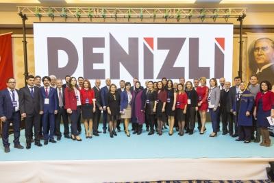 DENİZLİ KOLEJİ'NDEN MUHTEŞEM LANSMAN TOPLANTISI