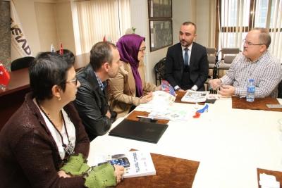 Denizli'de Tekstil Kültür ve STEAM ile Harmanlanıyor