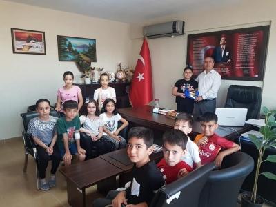 GELECEĞİN ŞAİRLERİ SARAYKÖY'DE