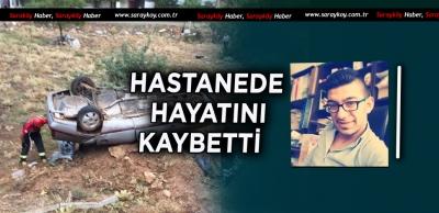 HASTANEDE HAYATINI KAYBETTİ