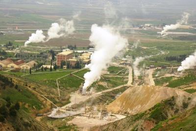 Jeotermal Alanda Geniş Bir Çalışma Ağı Oluşturuldu