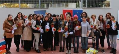 Kent Konseyi sığınmacı ve mülteci kadınlarla bir araya geldi