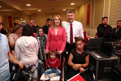 Merkezefendi Belediye Başkanı Şeniz Doğan'dan Örnek Davranış