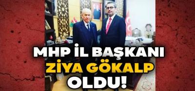 MHP DENİZLİ İL BAŞKANI BELLİ OLDU!