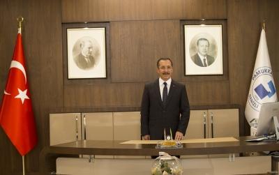 Pamukkale Üniversitesi Rektörü Prof. Dr. Hüseyin Bağ, 10 Kasım Mesajı