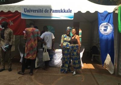 PAÜ Mali'de Büyük İlgi Gördü