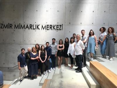 PAÜ Mimarlık Bölümü Öğrencileri 5 Farklı Ödül Kazandı