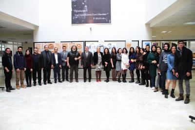 PAÜ'de 24 Kasım Öğretmenler Günü Etkinliklerle Kutlandı