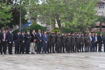 POLİS VARSA 'HUZUR' VAR