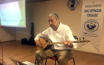 Profesörden Öğretmenlik Üzerine Sohbet ve Türküler