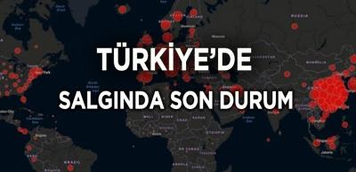 SAĞLIK BAKANI KOCA KORONAVİRÜS TABLOSUNU AÇIKLADI!